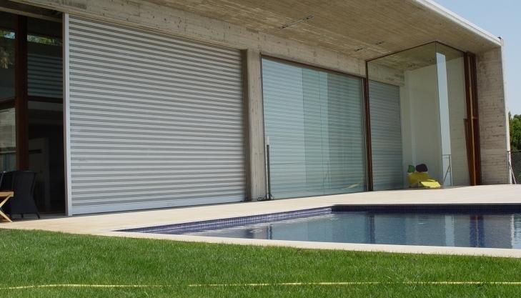 Imanes Para Mamparas Baño:persianas de aluminio la gama de persianas graduables ofrece una