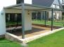 Pergola Jardin Aluminio